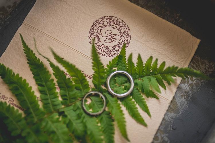 photo de rituel de ceremonie paienne - rituel des anneaux