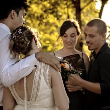 photo mariage paien - texte de cérémonie laique