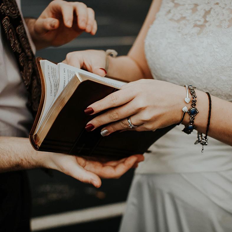 ceremonie paienne mariage